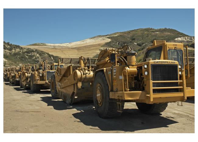 Landfill Equipment