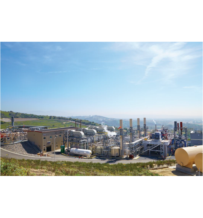 Landfill Gas to Energy