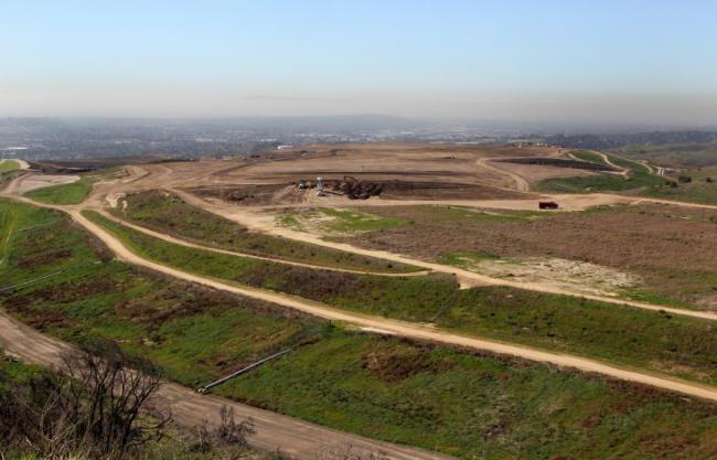 Olinda aerial view